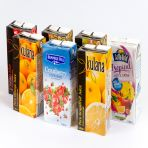 Fruit Juice Carton