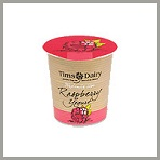 Wholemilk Raspberry Yoghurt 150g