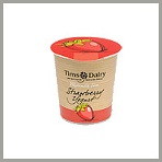 Wholemilk Strawberry Yoghurt 150g
