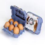 Free Range Large eggs 6