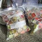 Freezer bags 40 pack