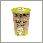 Tims Low Fat Natural Yoghurt 120g