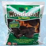 Wood Coal Briketts